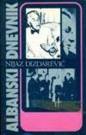 Albanski dnevnik Nijaz Dizdarević tvrdi uvez