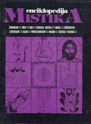 Enciklopedija mistika 1-2 Marie-Madeleine Davy tvrdi uvez
