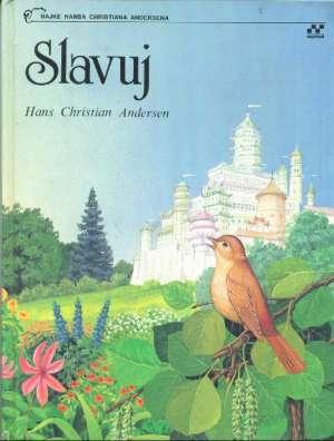 Slavuj Andersen Hans Christian tvrdi uvez