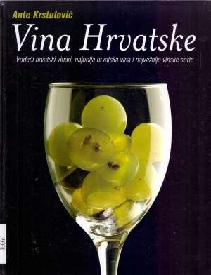 Vina Hrvatske Ante Krstulović tvrdi uvez