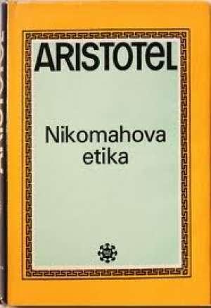 Nikomahova etika Aristotel tvrdi uvez