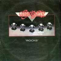 Gramofonska ploča Aerosmith Rocks CBS 81379, stanje ploče je 8/10