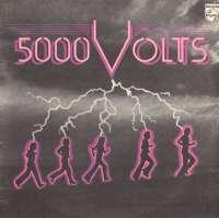 Gramofonska ploča 5000 Volts 5000 Volts LP-5645, stanje ploče je 8/10