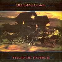 Gramofonska ploča 38 Special Tour De Force 2222124, stanje ploče je 9/10