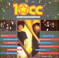 10 CC - The Complete Hit-Album - ADEH 173