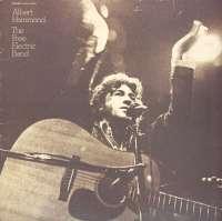 Gramofonska ploča Albert Hammond The Free Electric Band MUM 65554, stanje ploče je 8/10