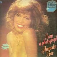 Gramofonska ploča Amanda Lear I Am A Photograph LP 5730, stanje ploče je 9/10