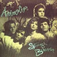 Gramofonska ploča Animotion Strange Behavior 826 691-1, stanje ploče je 10/10
