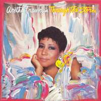 Gramofonska ploča Aretha Franklin Through The Storm LP-7-1 2 02237 3, stanje ploče je 10/10