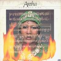 Gramofonska ploča Aretha Franklin Almighty Fire SD 19161, stanje ploče je 8/10