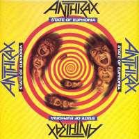 Gramofonska ploča Anthrax State Of Euphoria LSI 73275, stanje ploče je 10/10