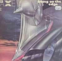 Gramofonska ploča Axe Living On The Edge LPS 1015, stanje ploče je 10/10