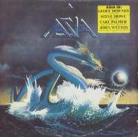 Gramofonska ploča Asia Asia GEF 85577, stanje ploče je 9/10