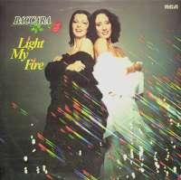 Gramofonska ploča Baccara Light My Fire LSRCA 70888, stanje ploče je 9/10