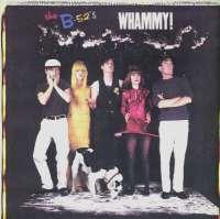 Gramofonska ploča B-52's Whammy! LSI 11044, stanje ploče je 10/10