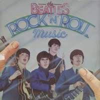 Gramofonska ploča Beatles Rock 'N' Roll Music 1C 172-06 137/38, stanje ploče je 9/10