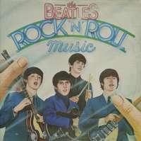 Gramofonska ploča Beatles Rock 'N' Roll Music LSPAR 75033/4, stanje ploče je 8/10