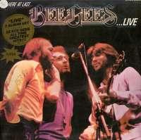 Gramofonska ploča Bee Gees Here At Last...Bee Gees...Live 2LP-5705/06, stanje ploče je 9/10