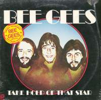 Gramofonska ploča Bee Gees Take Hold Of That Star BAN 90031, stanje ploče je 10/10