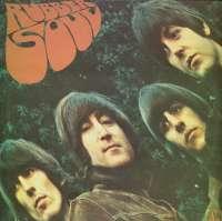 Gramofonska ploča Beatles Rubber Soul LSPAR 70809, stanje ploče je 9/10
