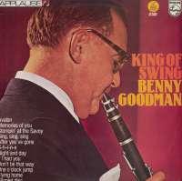Gramofonska ploča Benny Goodman King Of Swing LP 4353, stanje ploče je 10/10