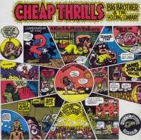 Gramofonska ploča Big Brother & The Holding Company Cheap Thrills CBS 32004 (PR), stanje ploče je 10/10