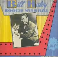 Gramofonska ploča Bill Haley Boogie With Bill LMCHRLY 11123, stanje ploče je 10/10