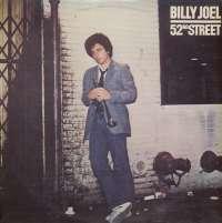 Gramofonska ploča Billy Joel 52nd Street CBS 83181, stanje ploče je 8/10