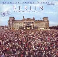 Gramofonska ploča Barclay James Harvest Berlin - A Concert For The People 2475 554, stanje ploče je 10/10
