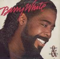 Gramofonska ploča Barry White The Right Night & Barry White SP-5154, stanje ploče je 9/10
