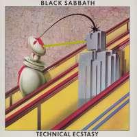 Gramofonska ploča Black Sabbath Technical Ecstasy 9124 100, stanje ploče je 10/10