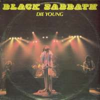 Gramofonska ploča Black Sabbath Die Young SAB 412, stanje ploče je 10/10