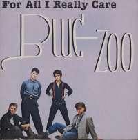 Gramofonska ploča Blue Zoo For All I Really Care LPS 1073, stanje ploče je 10/10