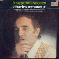 Gramofonska ploča Charles Aznavour Les Grands Succes 80598, stanje ploče je 9/10