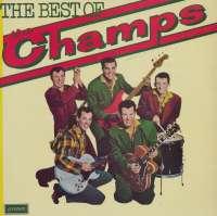 Gramofonska ploča Champs Best Of ZGH 141, stanje ploče je 10/10