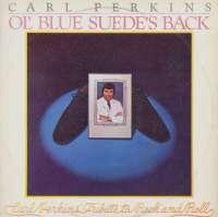 Gramofonska ploča Carl Perkins Ol' Blue Suede's Back LL 0469, stanje ploče je 9/10