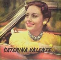 Gramofonska ploča Caterina Valente Caterina Valente Pjeva Na Talijanskom LP-DC-V 194, stanje ploče je 9/10