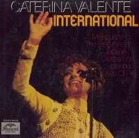 Gramofonska ploča Caterina Valente International 2911 104, stanje ploče je 8/10