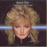 Gramofonska ploča Bonnie Tyler Faster Than The Speed Of Night 25-3P-441, stanje ploče je 10/10