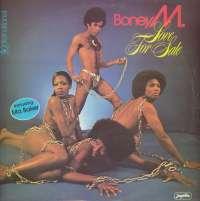 Gramofonska ploča Boney M. Love For Sale LSHANS 70848, stanje ploče je 10/10