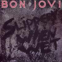 Gramofonska ploča Bon Jovi Slippery When Wet 830 264-1, stanje ploče je 9/10