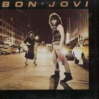Gramofonska ploča Bon Jovi Bon Jovi 814 982-1, stanje ploče je 10/10