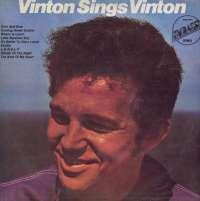 Gramofonska ploča Bobby Vinton Vinton Sings Vinton EMB 31075, stanje ploče je 10/10