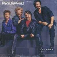 Gramofonska ploča Bob Seger & The Silver Bullet Band Like A Rock 64 2405281, stanje ploče je 10/10