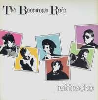 Gramofonska ploča Boomtown Rats Rat Tracks VEP 307, stanje ploče je 10/10