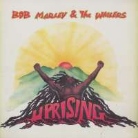 Gramofonska ploča Bob Marley & The Wailers Uprising 202 462, stanje ploče je 9/10