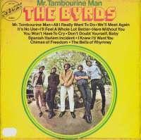 Gramofonska ploča Byrds Mr. Tambourine Man EMB 31057, stanje ploče je 9/10