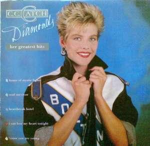 Gramofonska ploča C.C. Catch Diamonds - Her Greatest Hits 220230, stanje ploče je 10/10