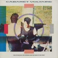 Gramofonska ploča Cabaret Voltaire Covenant, The Sword And The Arm Of The Lord LSVIRG 11146, stanje ploče je 10/10