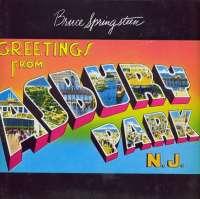 Gramofonska ploča Bruce Springsteen Greetings From Asbury Park, N. J. CBS 32210, stanje ploče je 8/10